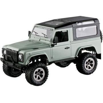 Picture of Remote Controlled Off-Road SUV Car, FY003A, Grey & Black