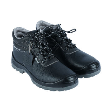 Picture of High Ankle Steel Toe Safety Shoes