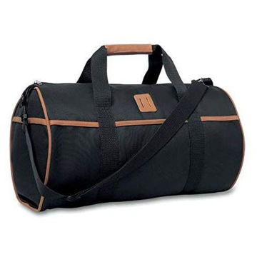 Picture of 1000D Polyester Duffel Bag Black