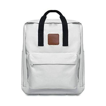 Picture of 600D Polyester Backpack White