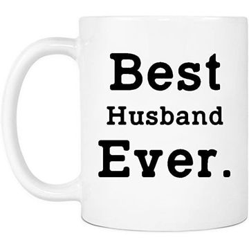Picture of Best Husband Ever Customized Coffee Mug