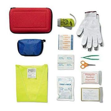 Picture of Car Safety First Aid Kit