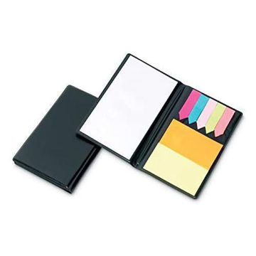 Picture of Colour Stickers And Notebook, Pack Of 2 Pieces