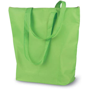 Picture of Convenient Fold-Able Cooler Bag, Reusable Shopping Bag