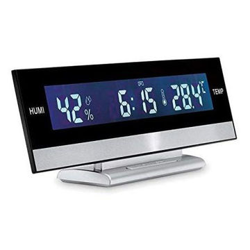 Picture of Digital Weather Station In Abs Casing With Panoramic Display