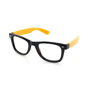 Picture of Eyeglass Frame Without Lenses In An Original Bicolor Design