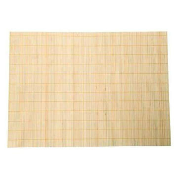 Picture of Folding Table Mat Of Rectangular Design In Bamboo Wood