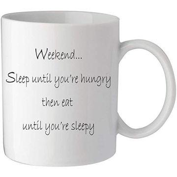 Picture of Giftex-Weekend Mug