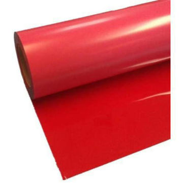 Picture of Heat Transfer Vinyl- Red, O.5M X 2M
