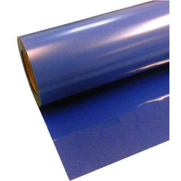 Picture of Heat Transfer Vinyl- Royal Blue, O.5M X 2M