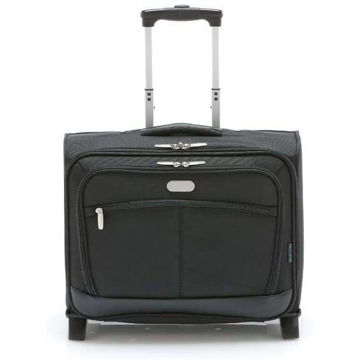 Picture of Imitation Leather And 1680D Laptop Trolley Bag