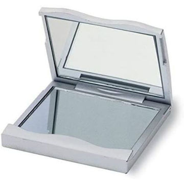 Picture of Make-Up Mirror With Regular And Magnifying Mirror, Pocket Mirror