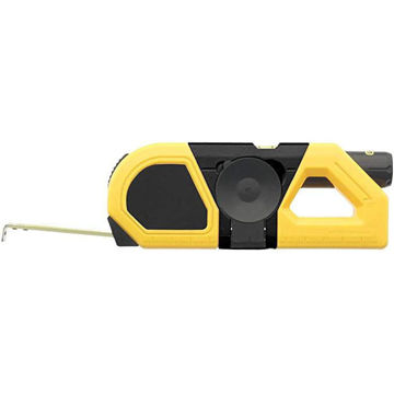 Picture of Multi Function Measurer - Black & Yellow