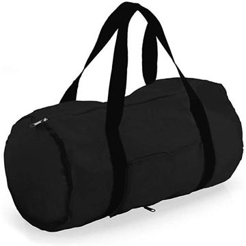 Picture of Multi Purpose Folding Bag In Soft Polyester