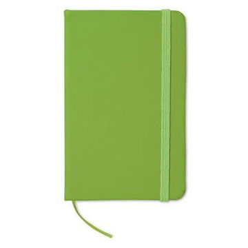 Picture of Pack Of 3 Pieces Pocket Size Notepad With Elastic Band