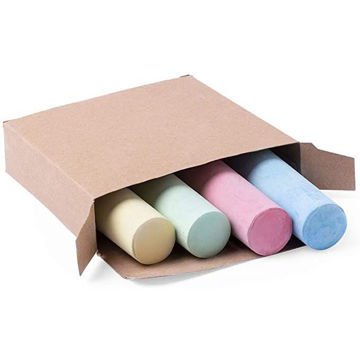 Picture of Pack Of 4 Chalk Sticks