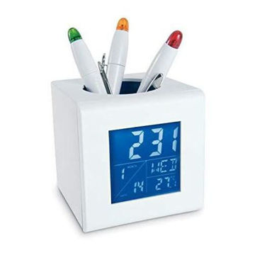 Picture of Pen Holder With Weather Station