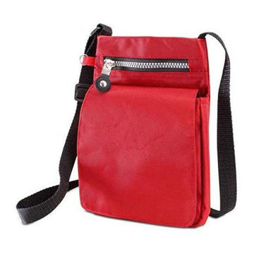 Picture of Polyester Bag, Red