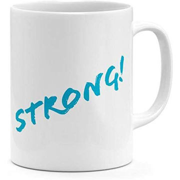 Picture of Strong Friends Gift Motivation Mug