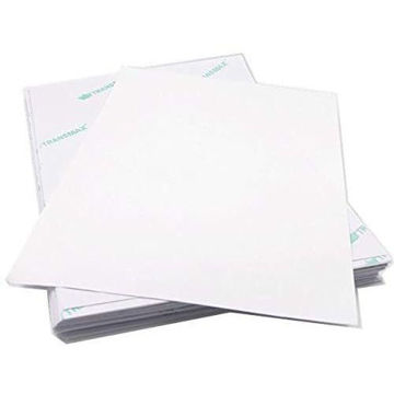Picture of Transmax Heat Transfer Paper For Light T-Shirt, 100Pcs