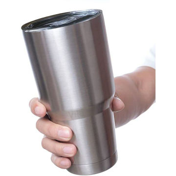Picture of Vila Stainless Steel Travel Tumbler, 20Oz Capacity