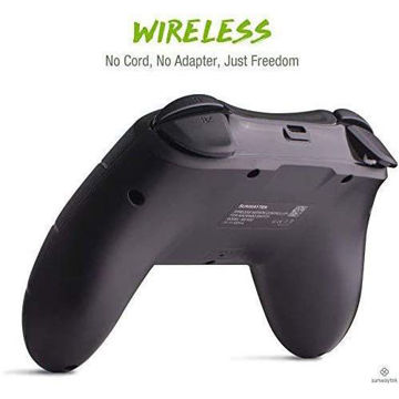 Picture of Wireless Pro Controller Compatible With Nintendo Switch, Etc