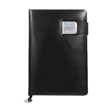 Picture of A5 Size Pu Cover Note Book, With Magnet Closure, And 96 Lined Pages