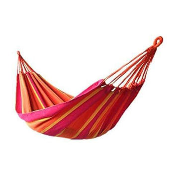 Picture of Tropical Outdoor Portable Cotton Hammock, DC0011, Multi Colour