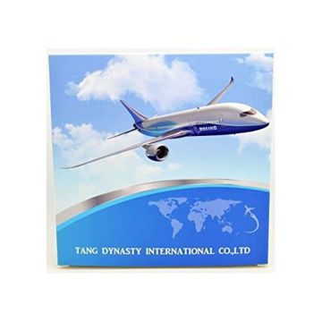 Picture of Tang Dynasty American Airlines Boeing B777 Airplane Model, 16 cm
