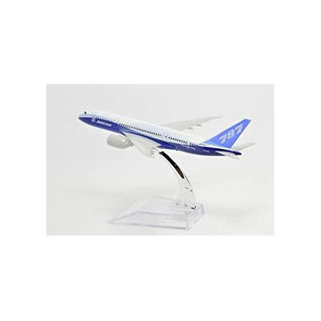 Picture of Tang Dynasty Dreamliner Boeing B787 Airplane Model, 16 cm