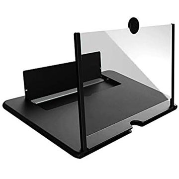 Picture of Fanryy Smartphone Screen Magnifier  with Stand, Black