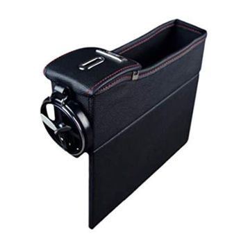 Picture of Right Side Car Seat Crevice Storage Box, Black