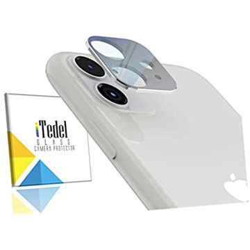 Picture of Itedel Camera Screen Lens Protector for Iphone 11, Silver