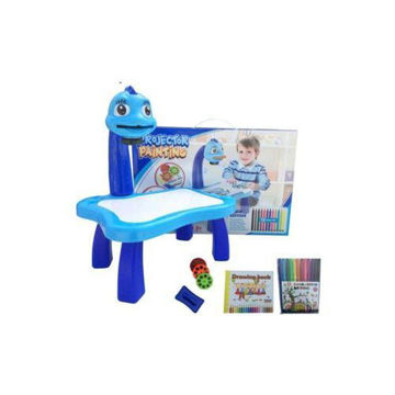 Picture of Projector Painting Set, Multicolor, 18Pcs
