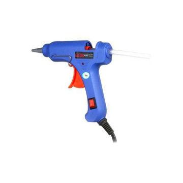 Picture of Glue Gun Set, Blue/Black/Orange, 4Pcs