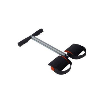 Picture of Ab Exerciser Tummy Trimmer, Black & Red