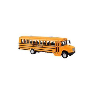 Picture of Action City School Toy Bus for Kids