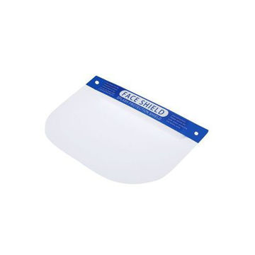 Picture of Anti Fog and Droplets Face Shield, Blue & Multi Colour