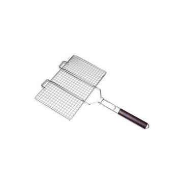 Picture of BBQ Grill - RF9762, Silver/Brown