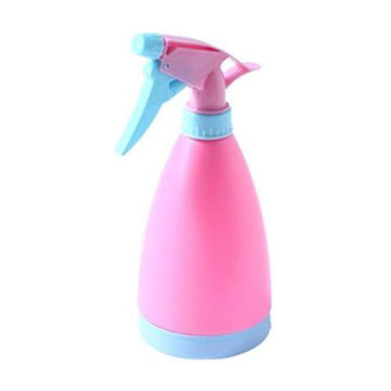 Picture of Refillable Empty Cleaning Spray Bottle with Trigger, Blue/Pink