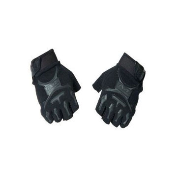 Picture of Semi Finger Training Gloves, Black