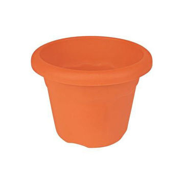 Picture of Terracotta Flower Pot, 12 cm, Orange