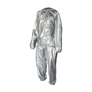 Picture of Sauna Suit for Slimming and Dissolving Fat, Silver