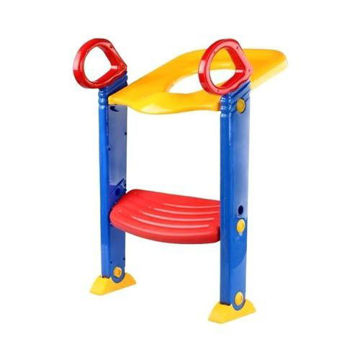 Picture of Toilet Ladder Training Seat, Multi Colour