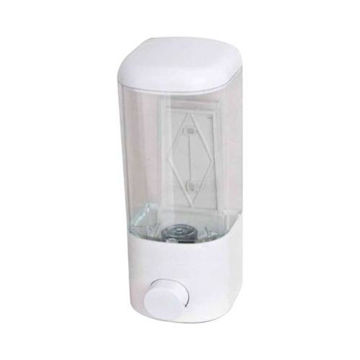 Picture of Touch Soap Dispenser, White/Clear