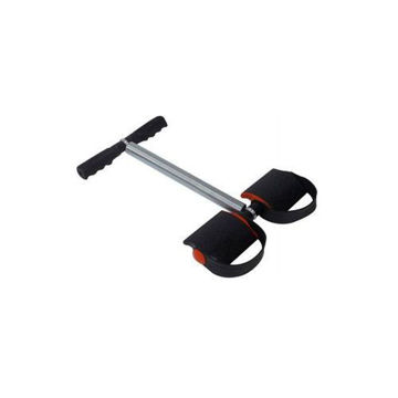 Picture of Unisex Tummy Trimmer, Black & Silver