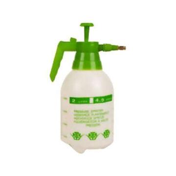 Picture of Water Pressure Mister Sprayer Bottle, White/Green