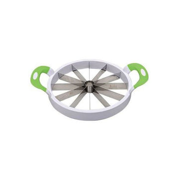 Picture of Watermelon and  Pineapple Cutter, White/Green