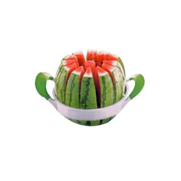 Picture of Watermelon Slicer, White/Green