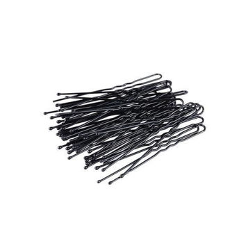 Picture of Bobby Pins U Shape, Black - Set of 300